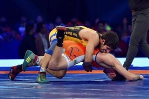 Punjab Royals beat Haryana Hammers 4-3 in thrilling PWL clash