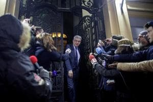 Romania looks for third PM in seven months