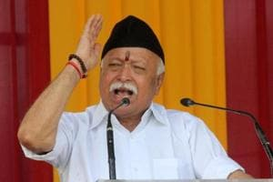 Mohan Bhagwat is 'BJP's god' fighting to eliminate corruption:...