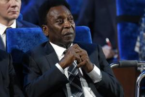 Pele backs Brazil football team to win sixth FIFA World Cup title in...