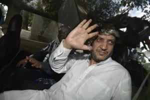 Kashmiri separatist Shabir Shah moves court for bail, wife alleges...