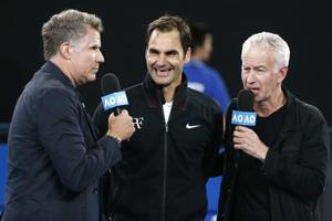 Roger Federer urges fellow tennis players to embrace the media