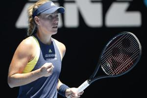 Angelique Kerber reaches Australian Open 2nd round, extends streak to...