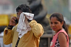 Mumbai swelters at 37.6° Celsius on Sunday, air remains 'poor' for 5th...