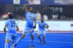India hockey team hammers Japan 6-0 in 4-Nation Invitational...