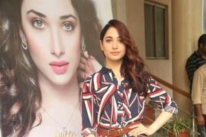 Tamannaah says claims of creative difference with Queen director...
