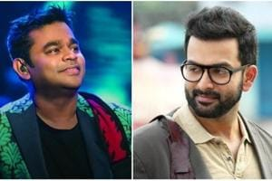 AR Rahman to compose music for Prithviraj's Aadujeevitham, returns to...