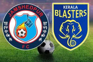 Jamshedpur FC vs Kerala Blasters FC, Indian Super League, live score