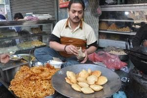 Varanasi: Its munch time in chillout zone