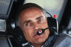 Former McLaren F1 team boss Martin Whitmarsh takes on new Formula One...