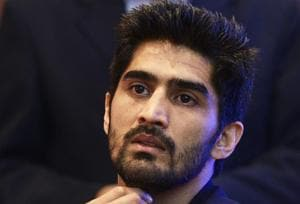 Haryana rape of 15-year-old: Vijender posts for death penalty;...