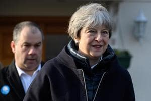 It was May who appointed the first Indian-origin cabinet minister in British political history: Priti Patel; however, her tenure as the international development secretary barely lasted six month