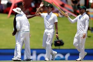 South African skipper Faf du Plessis said that the 2015 series loss in...