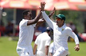 Lungi Ngidi gives India batsmen a hiding at Centurion, says he just...