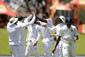 South Africa fined for slow over-rate against India in Centurion Test