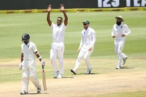 Lungi Ngidi picked up 6/39 as India lost the Centurion Test by 135 runs to hand Virat Kohli his first series loss as skipper.