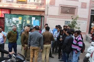 Firing at senior: Law student taken on remand by Ghaziabad police