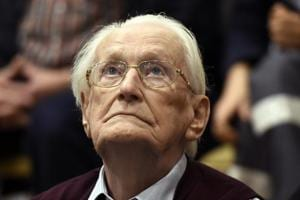 'Bookkeeper of Auschwitz's' plea for mercy rejected: Reports