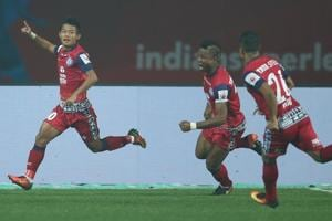 ISL: Jamshedpur FC beat Kerala Blasters FC after scoring fastest goal...