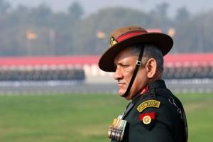 Countries that back terror must be tackled: Army chief Bipin Rawat