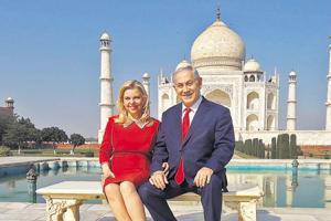 Modi, Netanyahu to hold road show in Ahmedabad