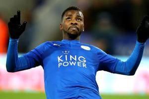Kalechi Iheanacho strikes as Leicester City beat Fleetwood Town to...