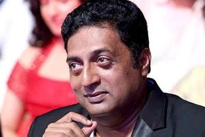 Actor Prakash Raj says BJP workers purified stage with cow urine after...