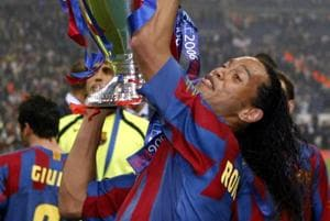Ronaldinho retires – The five greatest Brazilians to play for FC...