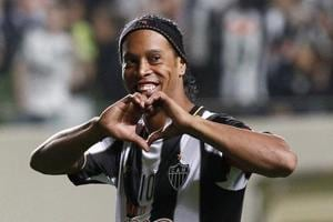 Former Barcelona, Milan and Brazil forward Ronaldinho has retired from...