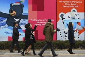 2018 Winter Olympics: North Korea, South Korea agree to march under...