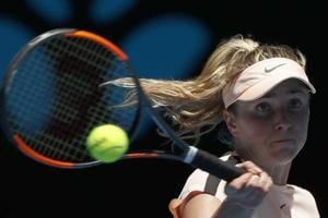 Elina Svitolina turns up heat to survive scare vs katerina Siniakova...