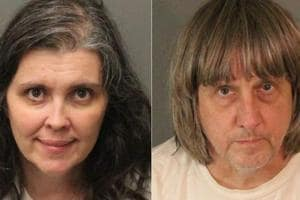 Tortured, starved California children rarely seen outside home, say...