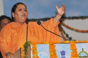 Congress accuses CBI of shielding Uma Bharti in Vyapam scam