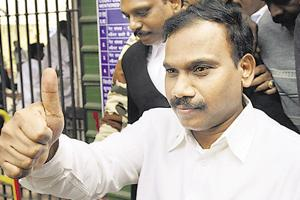 A Raja questions Manmohan Singh's 'palpable silence' on 2G policy