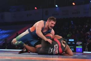 Punjab Royals thrash Delhi Sultans in Pro Wrestling League
