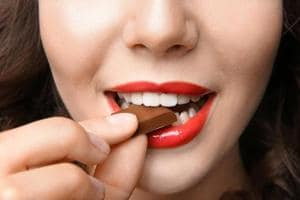 Ladies, hormones are not the only reason you crave chocolate during...