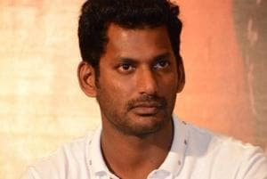 Actor Vishal says his decision to enter politics became stronger after the incident before RK Nagar bypoll election.