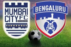 Mumbai City FC take on Bengaluru FC in an Indian Super League (ISL) encounter in Mumbai today, with both sides needing a win. Get live score of Mumbai City FC vs Bengaluru FC here.