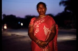 Photos: Masan Jogi woman battles caste to become sarpanch in...