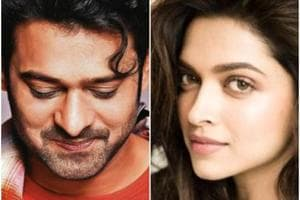 Prabhas, Deepika Padukone to star in a film together?