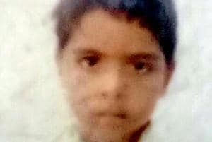 Police officials rushed to a hospital where the boy was admitted to inquire about his health. He died at about 8.30pm on Wednesday.