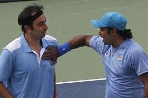 Leander Paes-Purav Raja and Rohan Bopanna- Edouard enter 2nd round at...