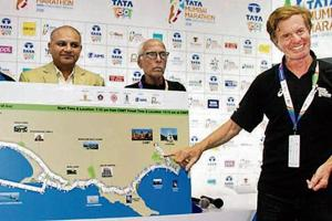 Mumbai Marathon race director Hugh Jones admitted they had implemented a few changes to the course from last year owing to the ongoing metro work and the availability of Dr. Annie Besant Road.