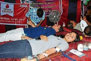 Report card: Only 6% women among blood donors in Chandigarh