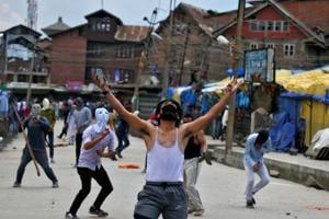 Over 11K stone pelters held in 2 years in J-K, 213 militants killed in...