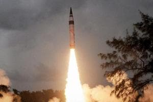India test-fires Agni-5 ballistic missile, trial 'fully successful'