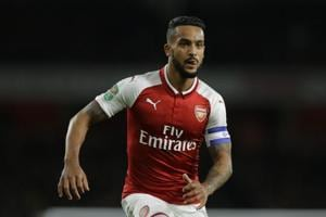Wayne Rooney convinced me to join Everton from Arsenal: Theo Walcott