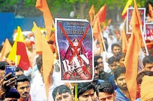 Padmaavat release: Fringe groups threaten violence after SC order as...
