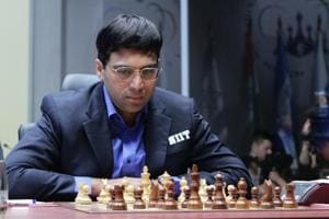 Viswanathan Anand draws with Wei Yi to stay in joint lead at Masters...