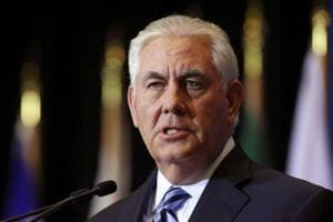 Tillerson says Russia not implementing all N Korea sanctions, may be...